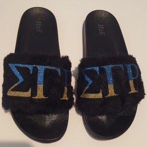 Sigma Gamma Rho Slippers
